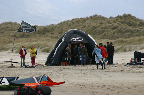 Kite tent or inflatable tent : inflatable beach tent - memphite.com